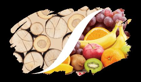 Holzig-Fruchtig